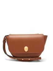 bag,shoulder bag,leather,tan