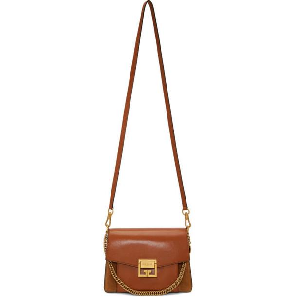 Givenchy Tan Small GV3 Bag
