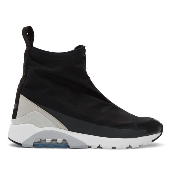 NikeLab Black Ambush Edition Air Max 180 Hi Sneakers