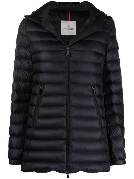 Moncler Ments padded jacket in black