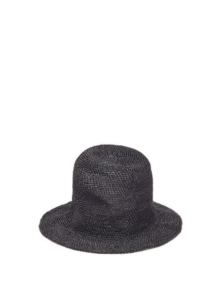 Reinhard Plank Hats - Beanie Woven Hat - Womens - Black
