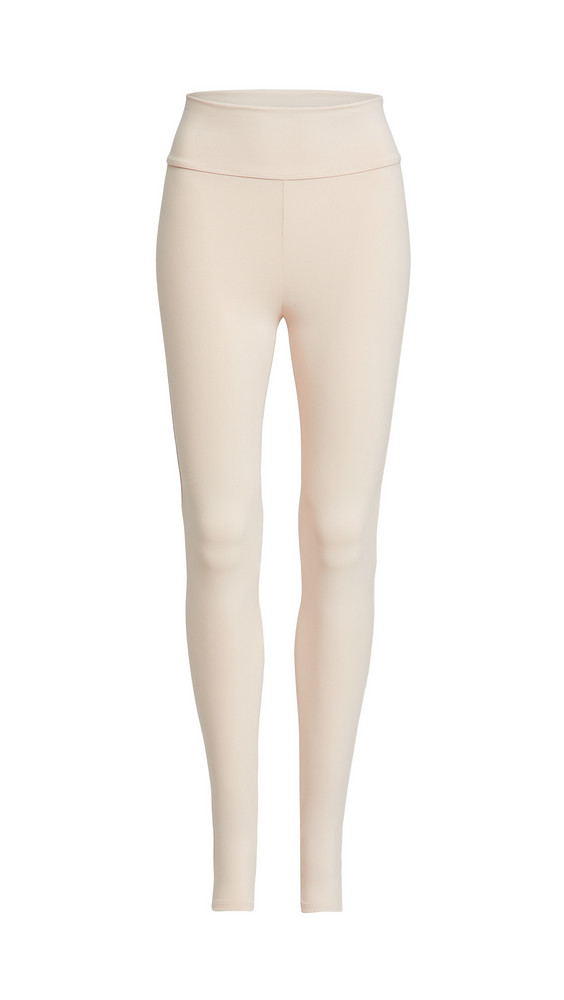 LIVE THE PROCESS Ballet Leggings in cream