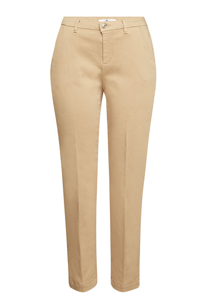 7 for all Mankind Sateen Chinos with Cotton  in beige