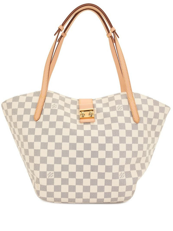 Louis Vuitton 2013 pre-owned Salina handbag in white