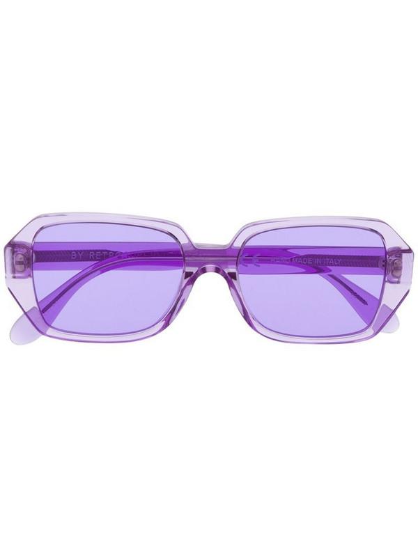 Retrosuperfuture Limone sunglasses in purple