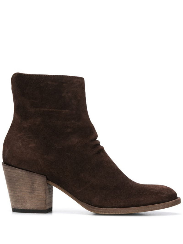 Officine Creative Josee 6 boots in brown