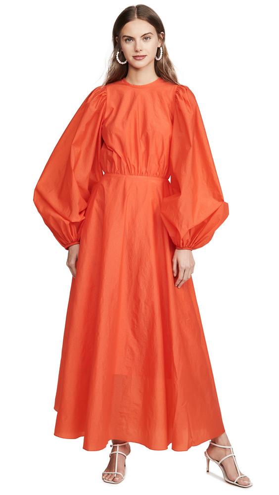 Beaufille Cezanne Dress in orange