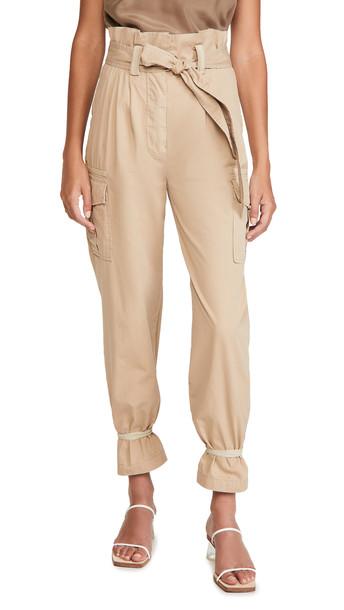 Le Superbe Battalion Pants in khaki