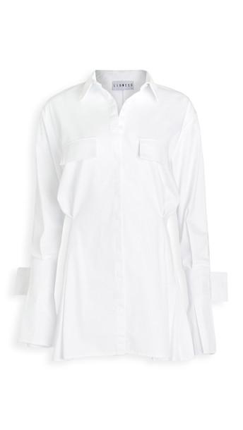 Lioness Cover Girl Mini Dress in white