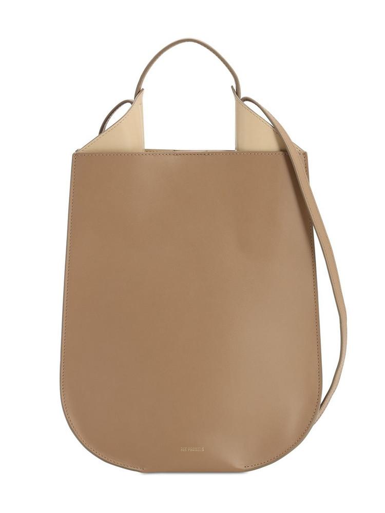 REE PROJECTS Helene Mini Leather Shoulder Bag