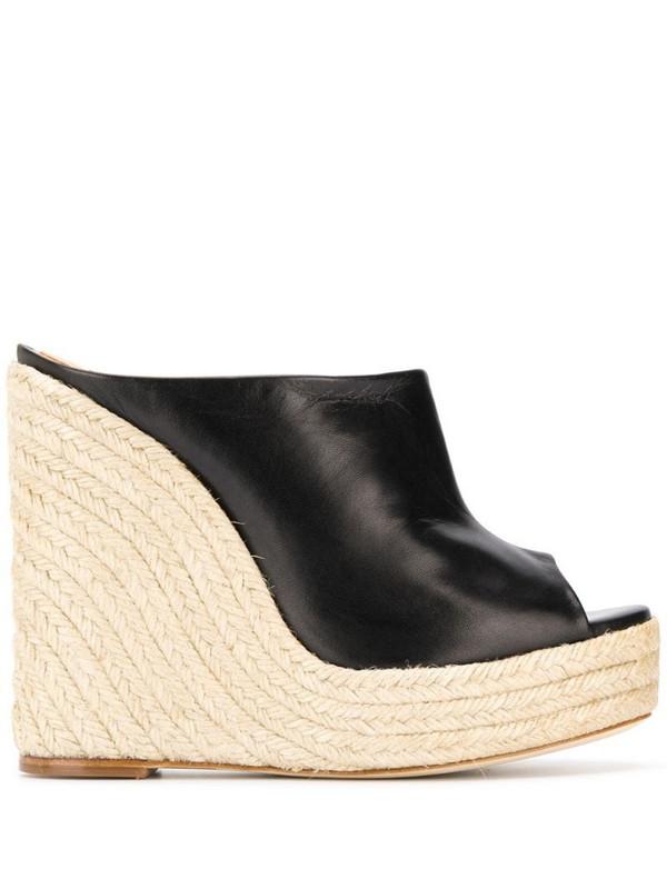 Paloma Barceló kichi sandals in black