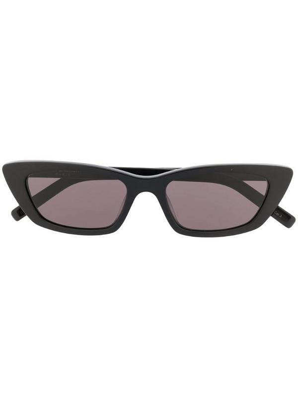 Saint Laurent Eyewear New Wave 277 sunglasses in black