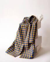 coat,blue coat
