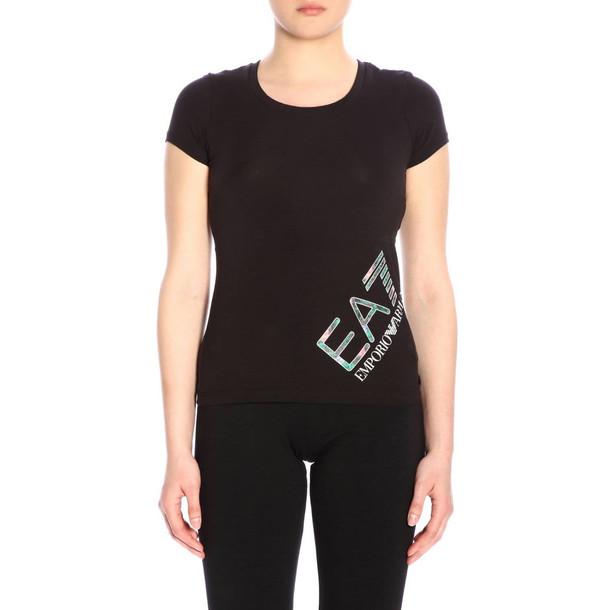 Ea7 T-shirt T-shirt Women Ea7 in black