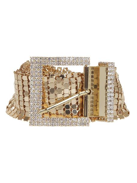 B-low The Belt Embellished Belt in gold