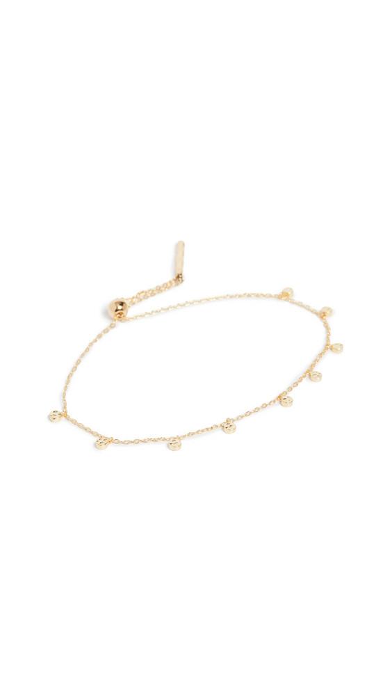Gorjana Chloe Mini Bracelet in gold