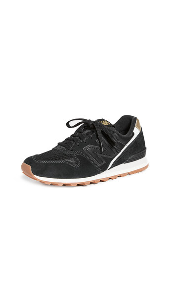 New Balance 996 Classic Sneakers in black