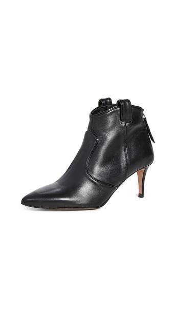 Veronica Beard Lexi Booties in black