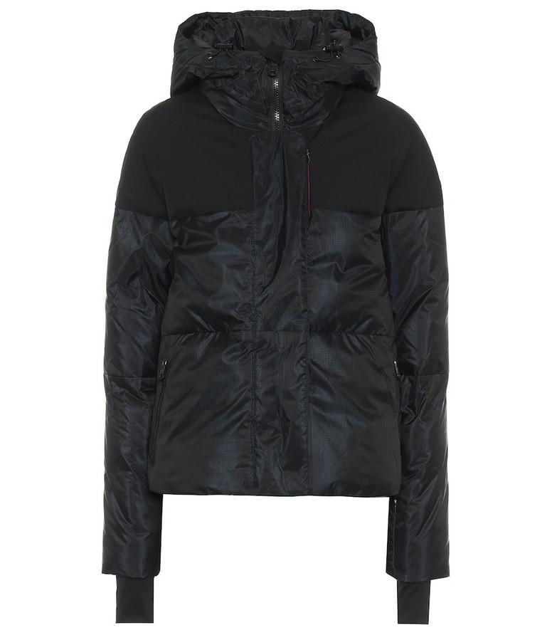 Erin Snow Lolita padded ski jacket in black