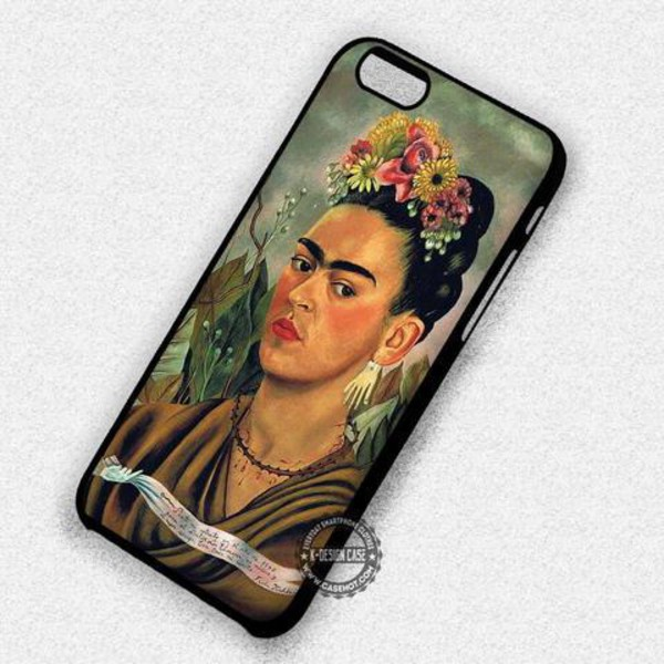 top frida kahlo painting iphone cover iphone case iphone 7 case iphone 7 plus iphone 6 case iphone 6 plus iphone 6s iphone 6s plus iphone 5 case iphone 5c iphone 5s iphone se iphone 4 case iphone 4s