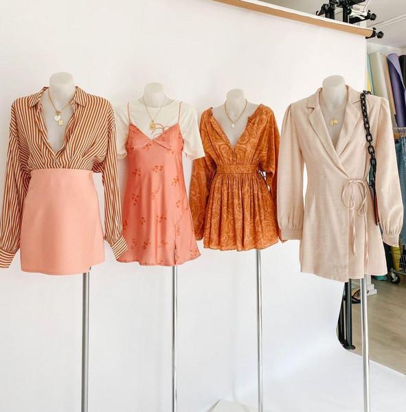 top dress skirt