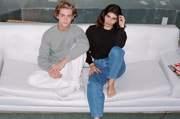 top pants jeans