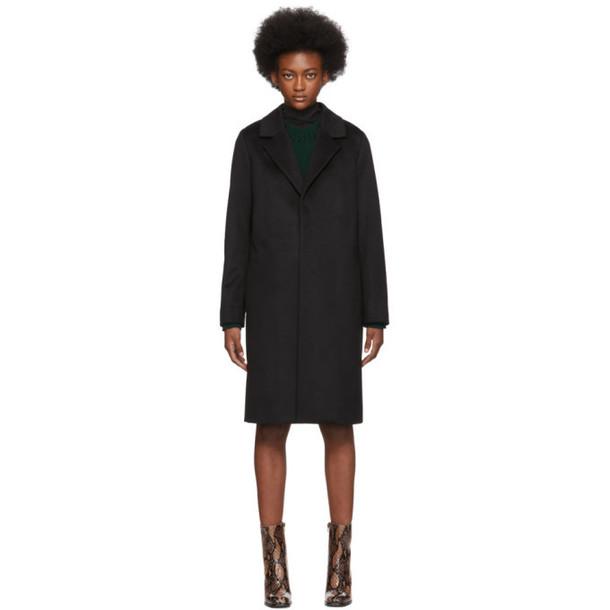 A.P.C. A.P.C. Black Ariane Coat