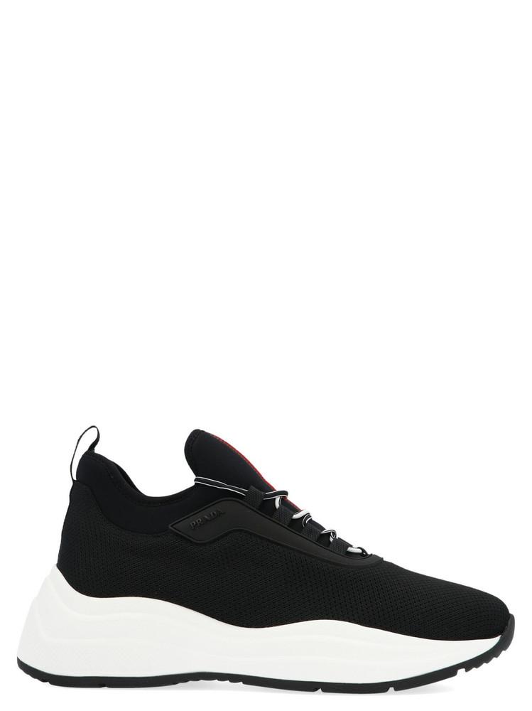 Prada Linea Rossa 'barca Xl' Shoes in black
