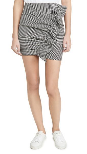 A.L.C. A.L.C. Jupiter Skirt in black / cream