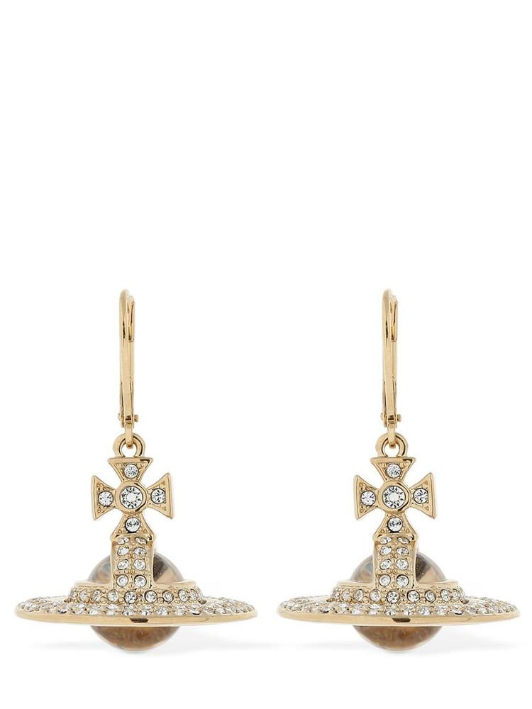 VIVIENNE WESTWOOD Sorada Orb Earrings in gold
