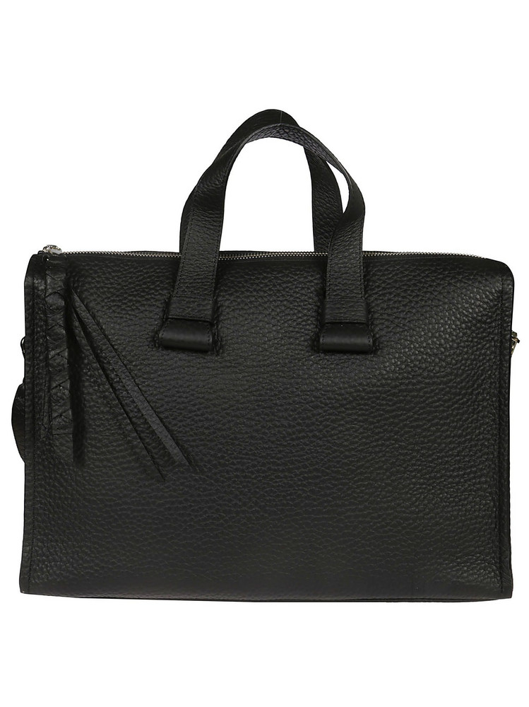 Orciani Classic Tote in black