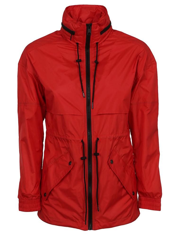 Kenzo Printed Jacket in red