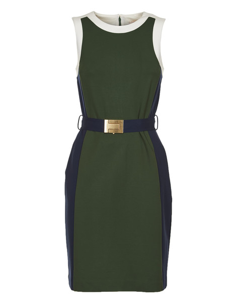 Tory Burch Dress in green