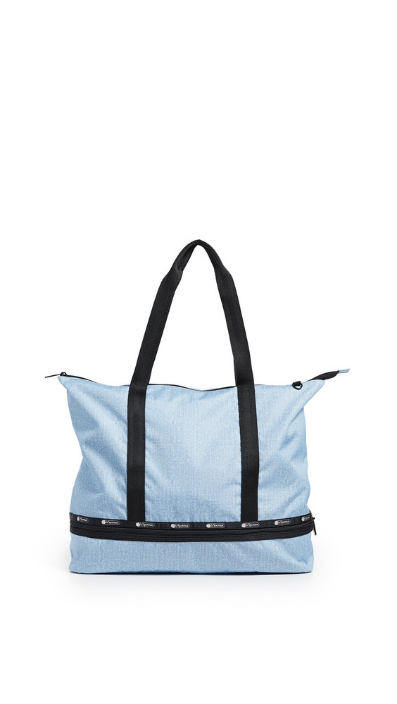 LeSportsac Collette Expandable Tote Bag in chambray