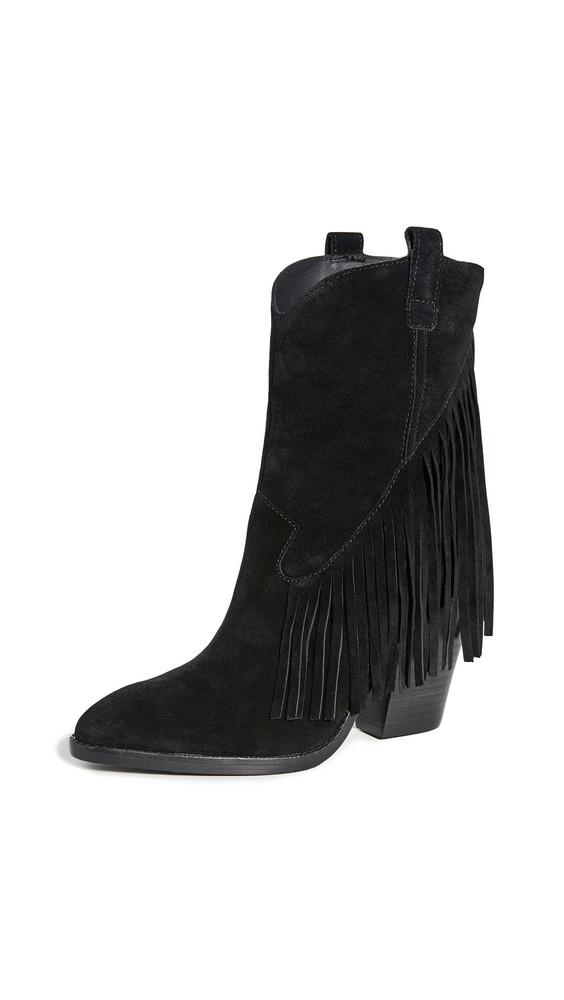 Ash Elison Bis Boots in black