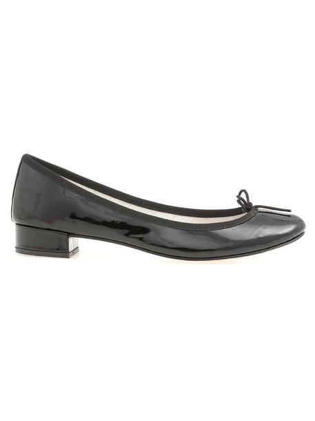 Repetto Jane Ballet Shoe in black