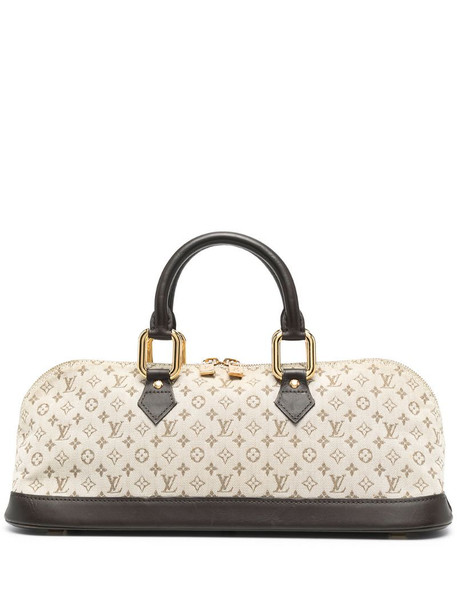Louis Vuitton pre-owned monogram tote bag in neutrals