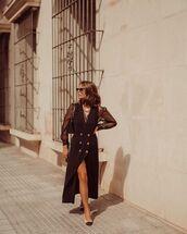 dress,wrap dress,zara,slingbacks,mesh top,black bag