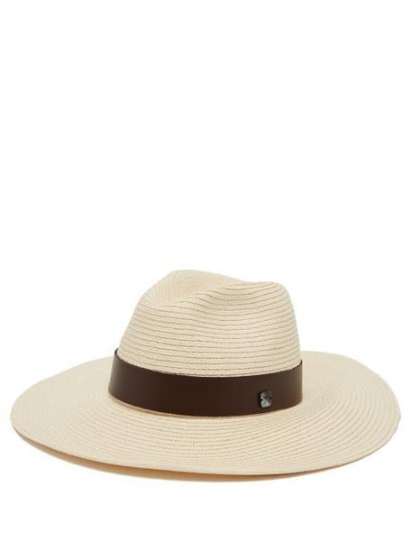 Filù Hats - Batu Tara Bianca Papier Panama Hat - Womens - Cream