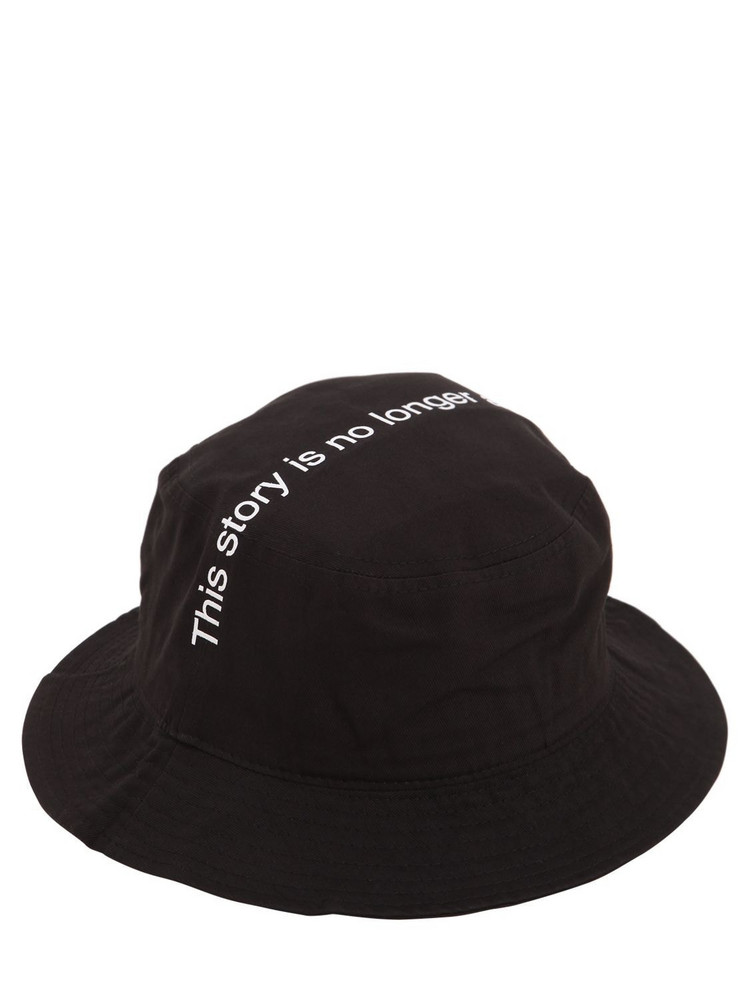 FAMT - FUCK ART MAKE TEES This Story Is No Longer Available Hat in black