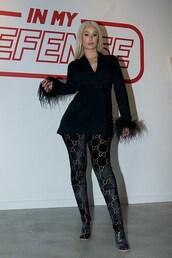 pants,iggy azalea,celebrity,black,all black everything
