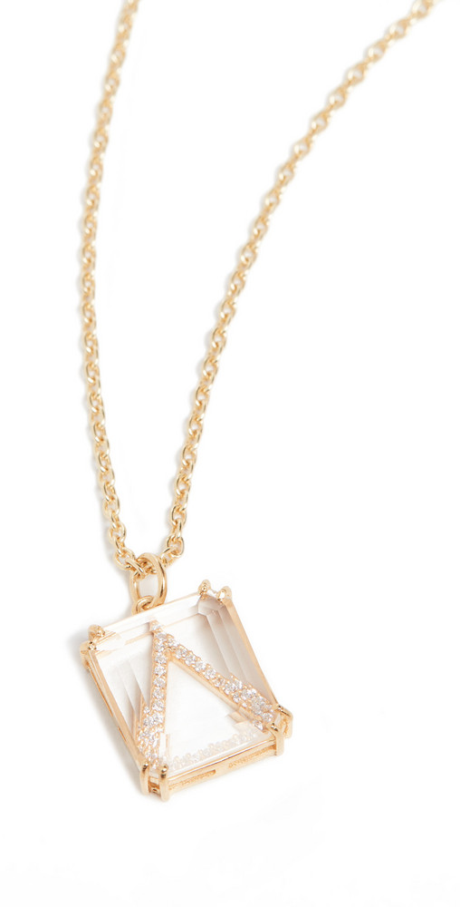 Maison Irem Fire Necklace in gold