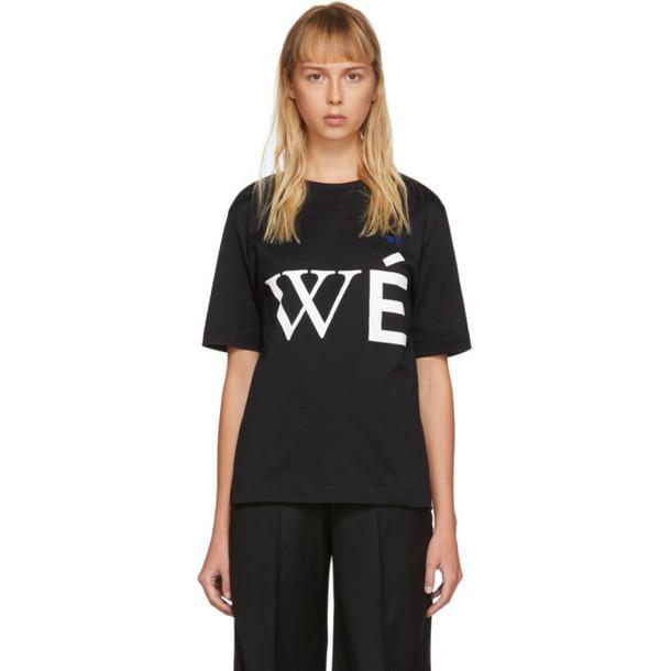 Etudes Black Wikipedia Edition Unity T-Shirt