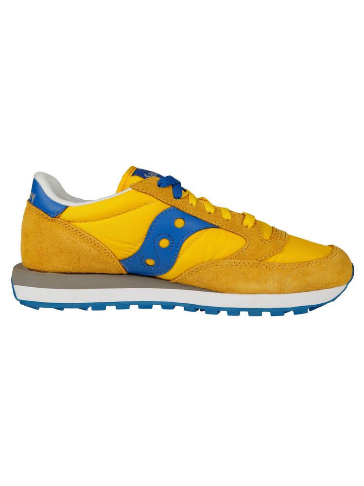 Saucony Logo Sneakers in yellow