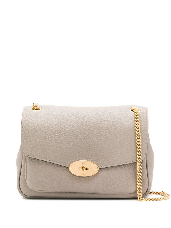 Mulberry Darley shoulder bag in neutrals