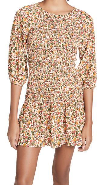 MINKPINK Greta Mini Dress in multi