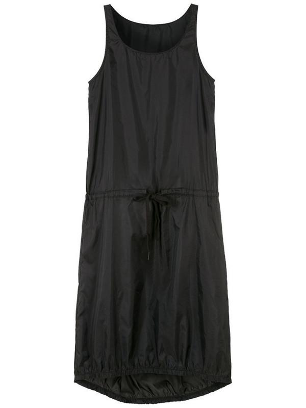 Uma - Raquel Davidowicz Gancho tie dress in black