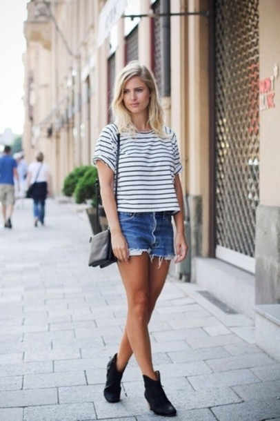 always judging blouse striped shirt cute top