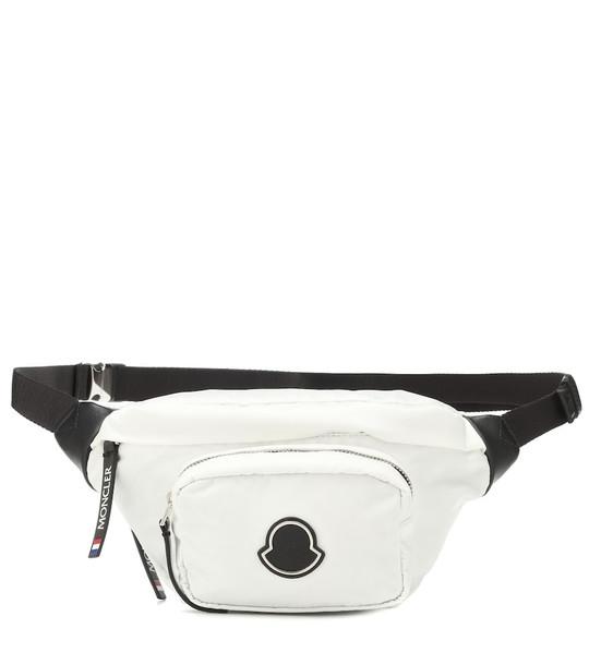 Moncler Felicie belt bag in white