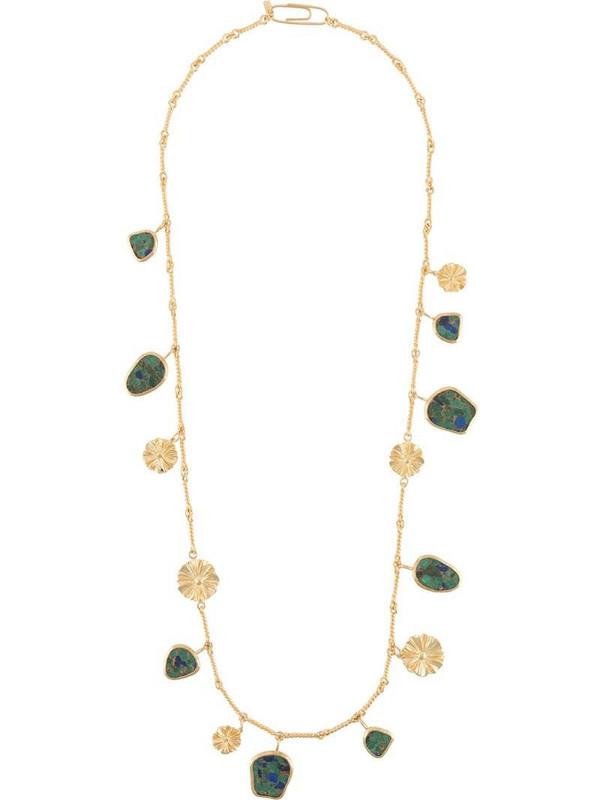 Aurelie Bidermann Paraty necklace in gold